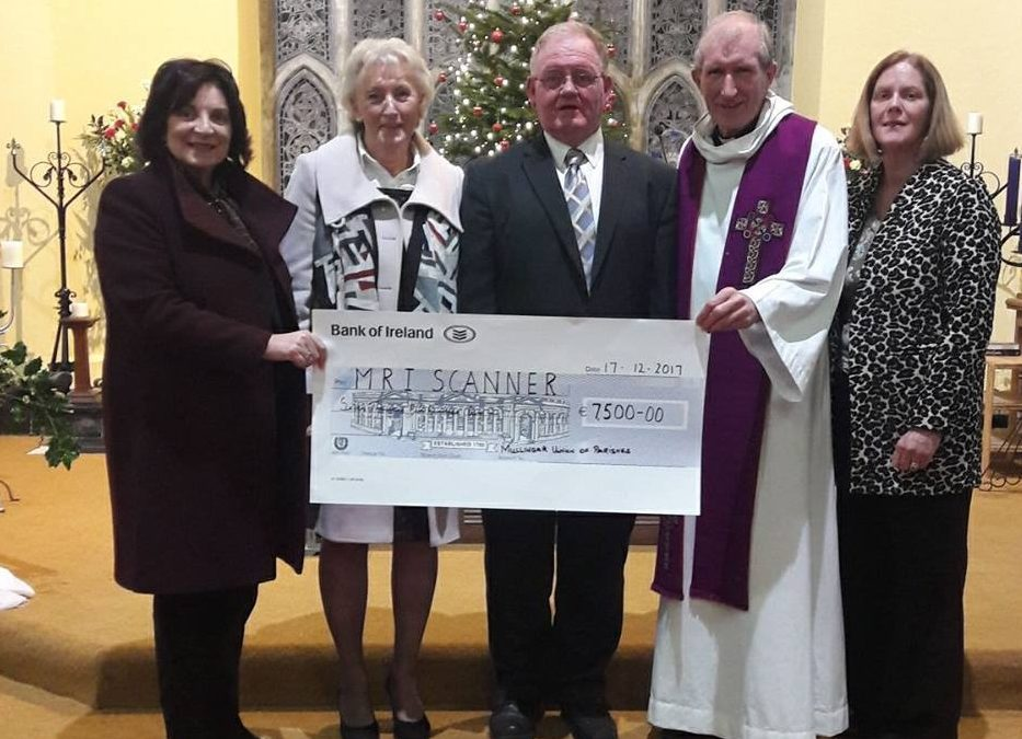 Mullingar Union of Parishes fundraising