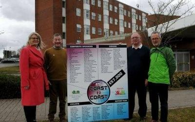 The Coast to Coast Cycle raises €57,000